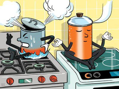 Gas Vs Induction