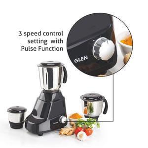 Mixer Sped control knob
