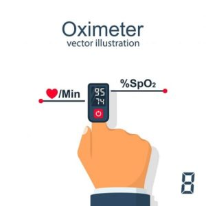 Pulse Oximeter Readings Features